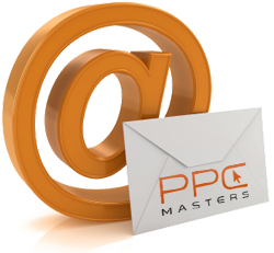 PPC Masters Newsletter Anmeldung