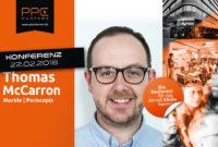 Very British: Tom McCarron bei der PPC Masters 2018